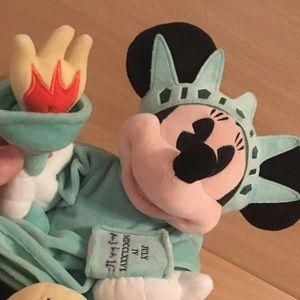 Statue of Liberty Minnie Mouse Disney New York NY